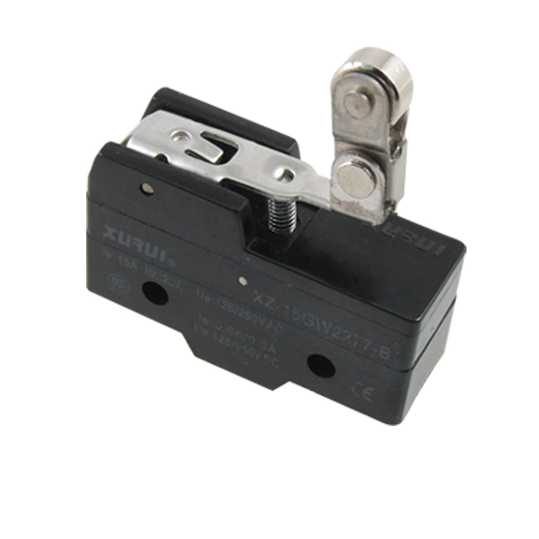 NO NC Microswitch Parallel Roller Lever Basic Limit Switch XZ-15GW2277-B