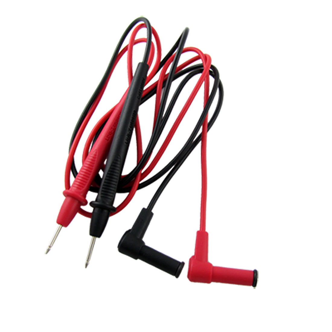 1 Pair 10A Replacement Universal Multimeter Test Lead Probe