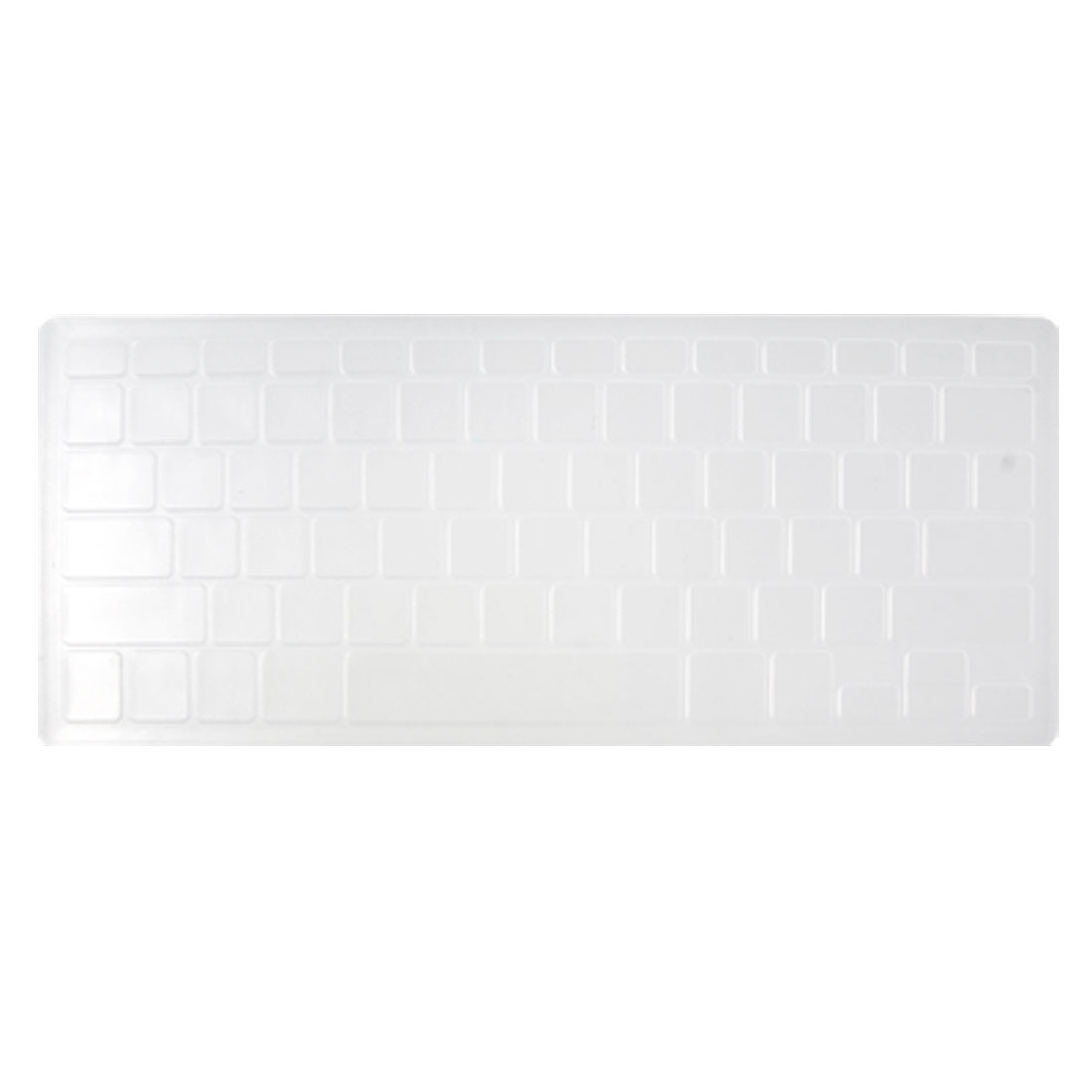 Protective Silicone Soft Keypad Cover Film for Apple Macbook