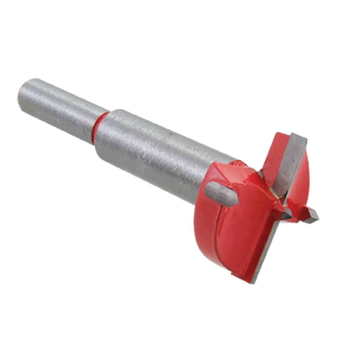 Woodworking 9mm Shank 30mm Dia Hinge Boring Bit Drill Tool