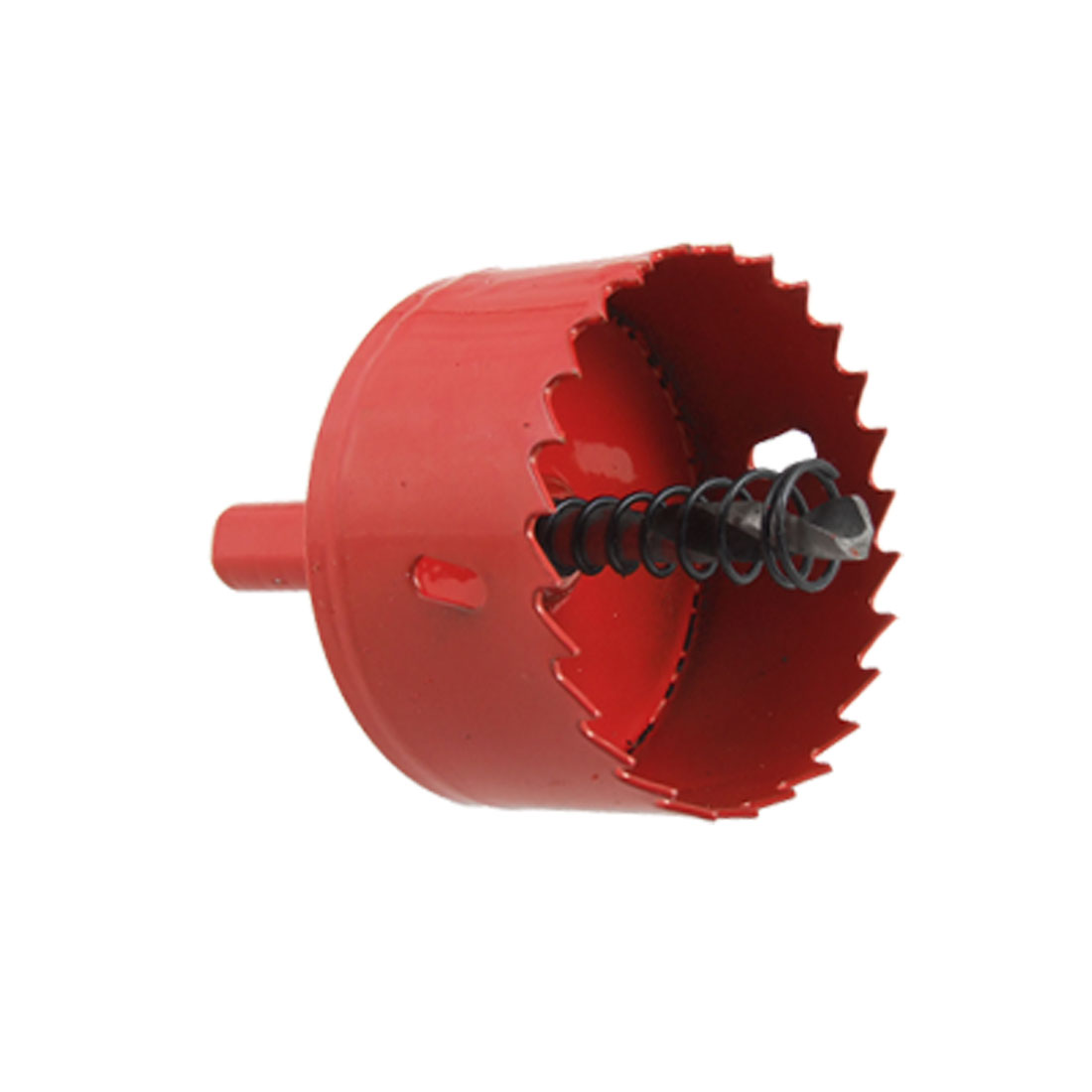 Wood Plastic Aluminum Alloy Drilling 55mm Red Hole Saw
