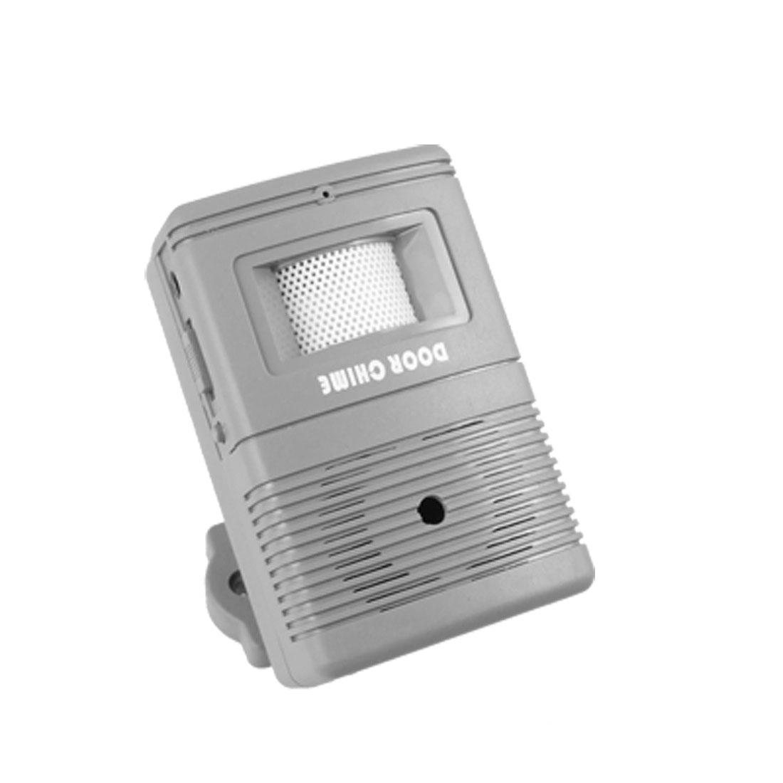 Infrared Sensor 36 Songs Gray 300 Decibel Welcome Guest Doorbell Chime