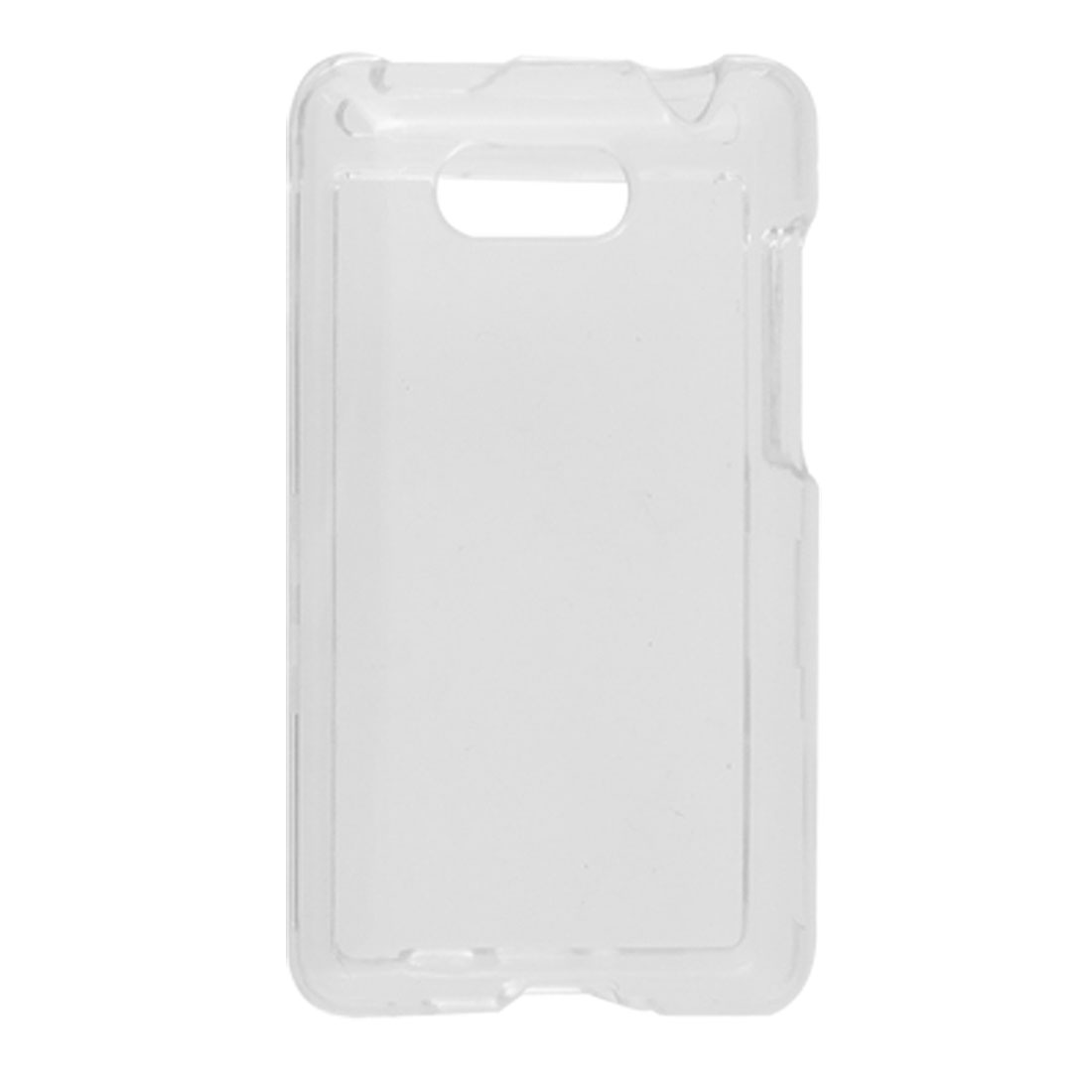 Hard Plastic Clear Cover Case Shell for HTC Aria A6366
