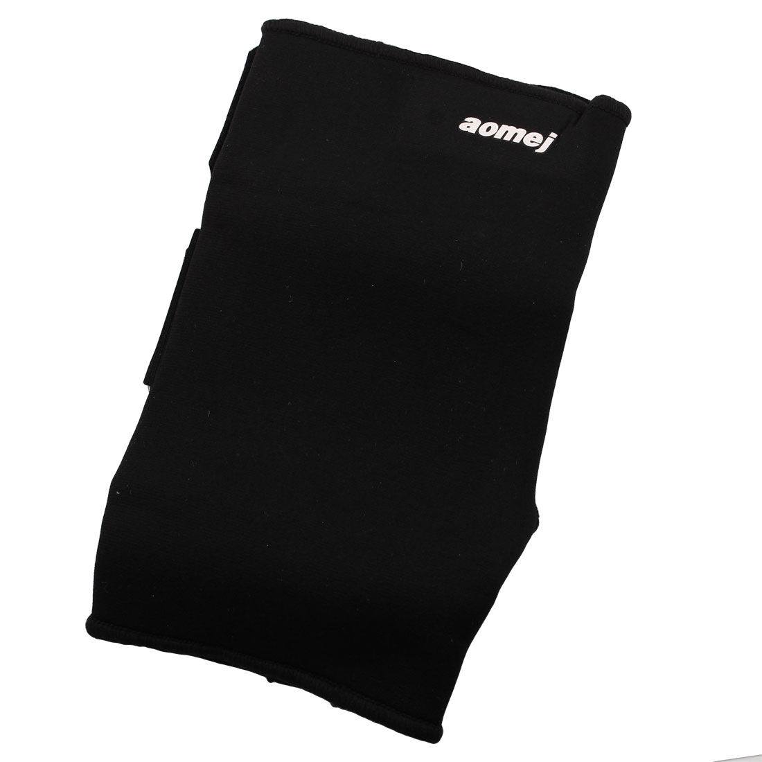 Black Neoprene Sleeve Detachable Closed Ankle Brace Protector