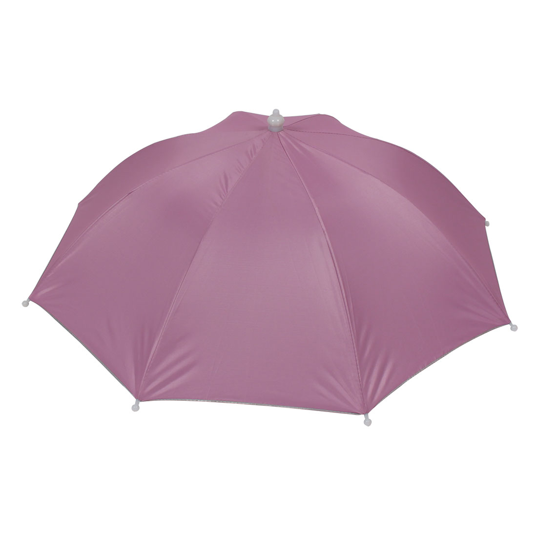 Pink Outdoor Sports Fishing Umbrella Hat Headwear