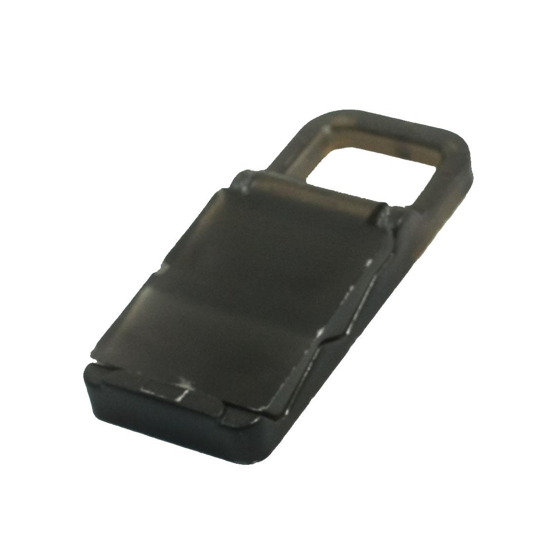 Dark Semi Transparent Folding Cradle Holder Mini Stand for IPhone