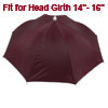 Fishing Sports Sun Rain Umbrella Hat Headwear 25.6""