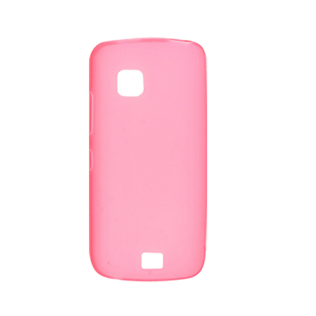 Protective Pink Soft Plastic Case Guard for Nokia C5-03