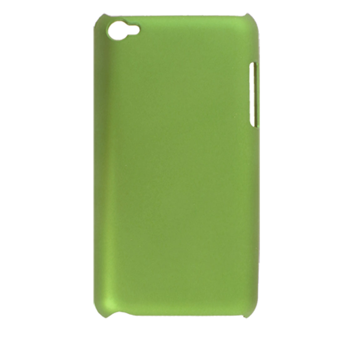 Green Hard Plastic Back Case Protector for iPod Touch 4G