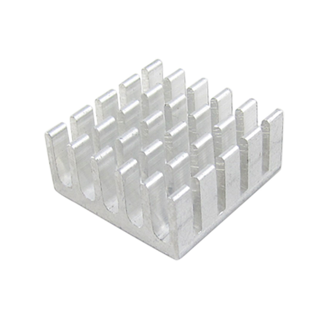Aluminum 22 x 22 x 10mm Heat Dissipation Cooling Fin