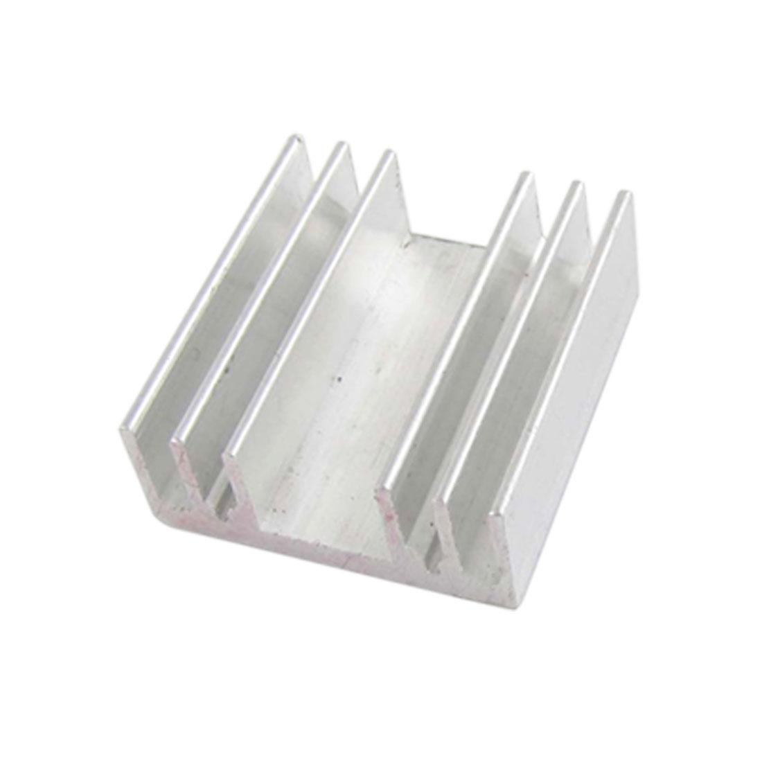 Aluminium 31 x 29 x 12mm Heatsink Cooling Cooler Fin