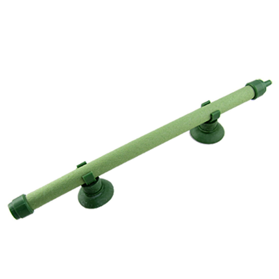 Fish Tank Aquarium Air Diffuser Tube Bubble Wall Stone Green 7 Inch Length