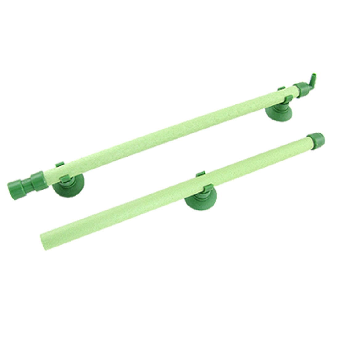 "18"" Green Aeration Tube Airstone Bubble Wall for Fish Tank Aquarium"