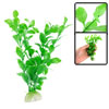 Fish Tank Aquarium Artificial Plastic Plants Decoration Green