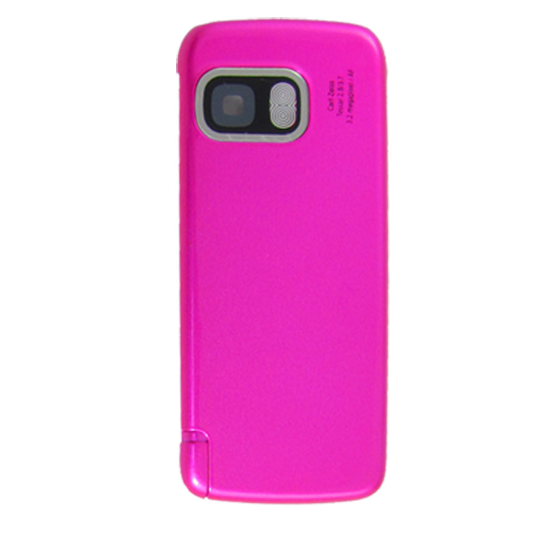 Hot Magenta Hard Plastic Battery Door Case Cover for Nokia 5800