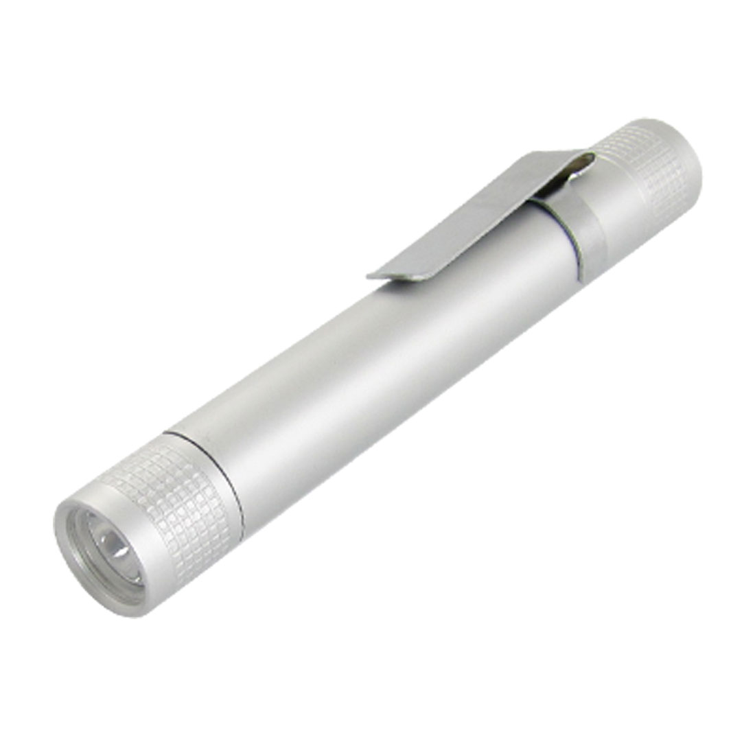 1 Watt White LED Flashlight Aluminum Mini Lamp Torch