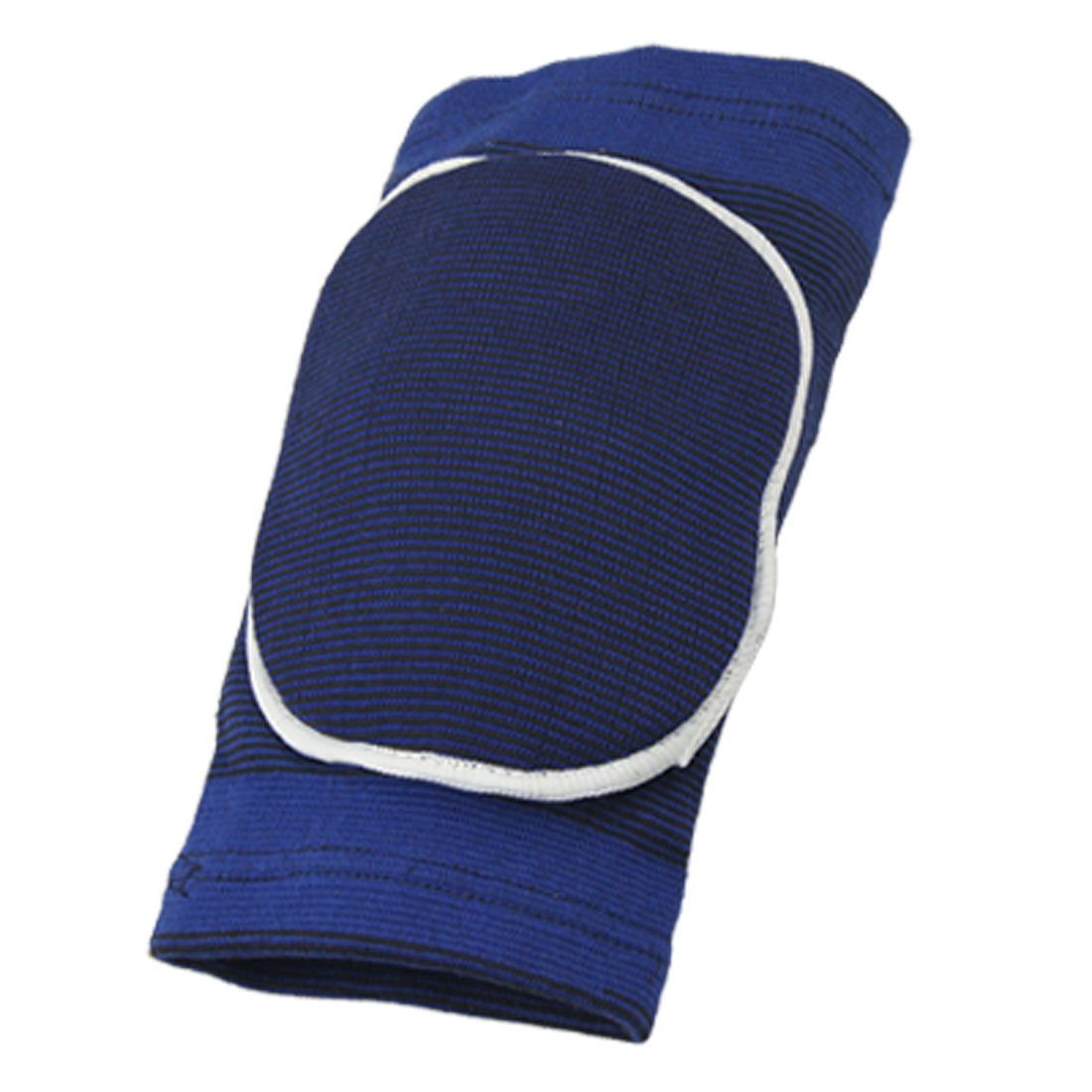 1PCS Blue Sponge Padded Stretchy Pullover Knee Support Brace
