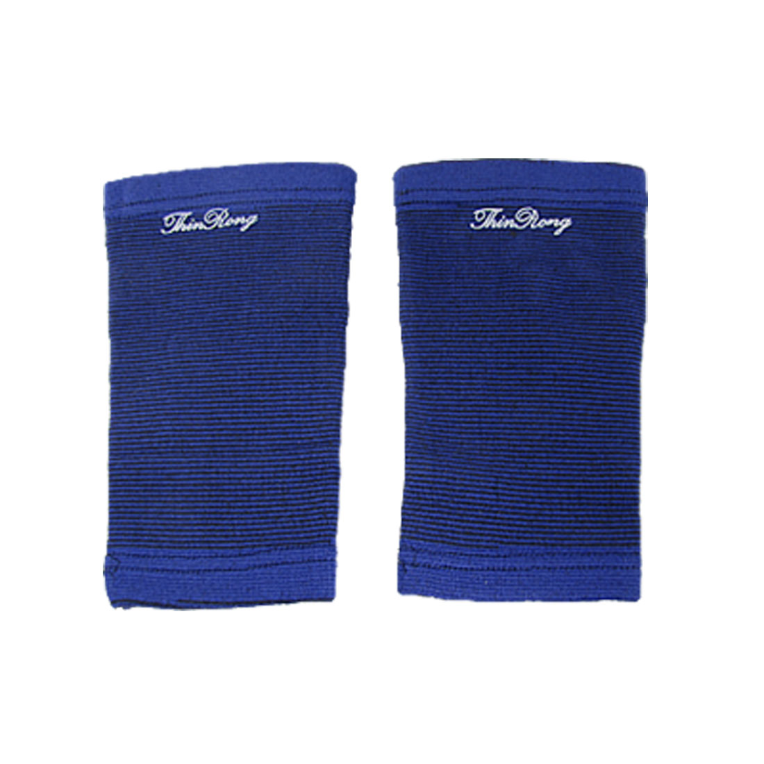 Black Blue Elastic Pullover Elbow Support Protective Gear