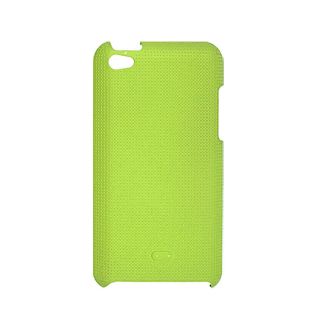 Nonslip Back Case Protector Green for iPod Touch 4G