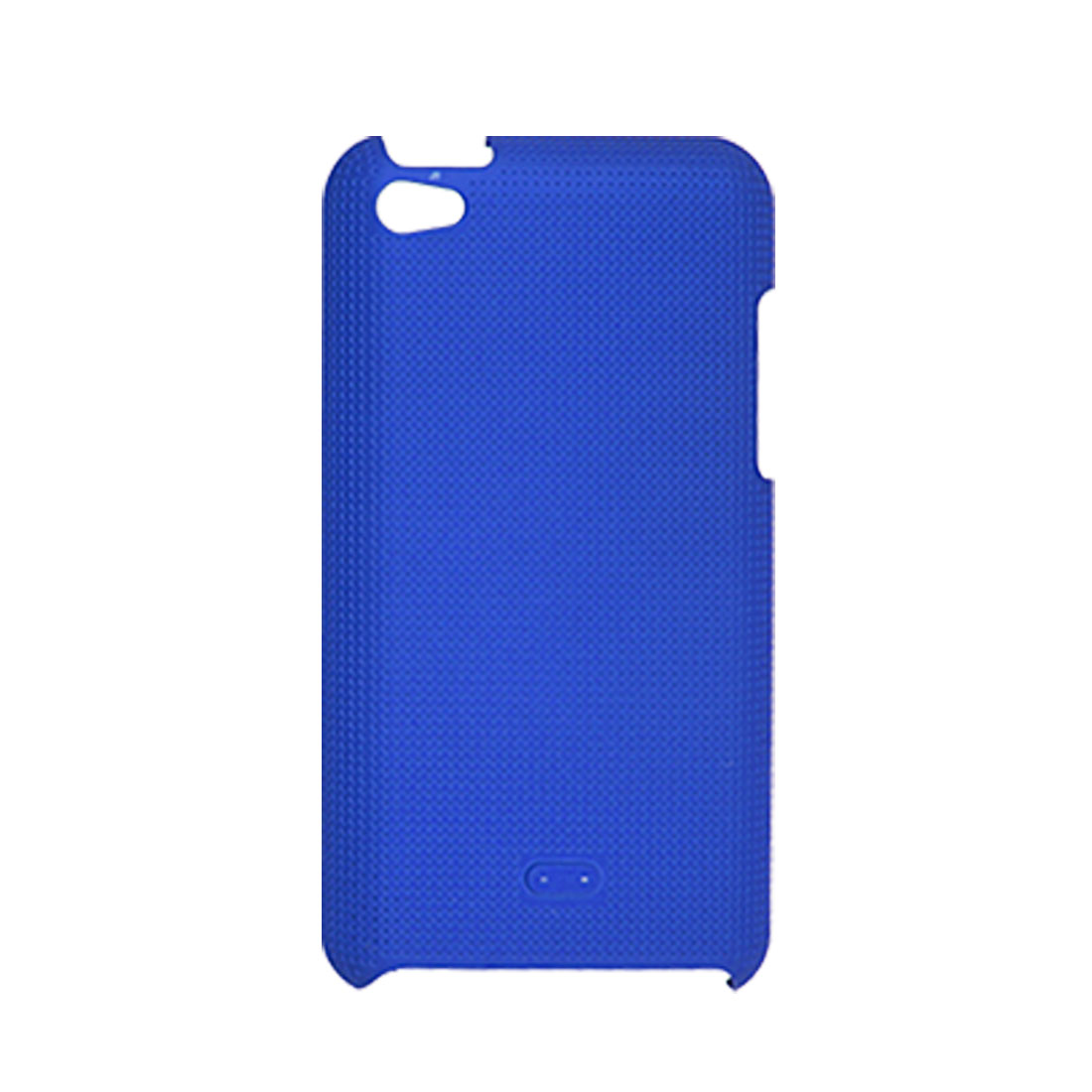 Blue Antislip Back Case Protector for iPod Touch 4G
