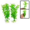 2 Pcs Aquarium Emulational Fish Tank Ornament Water Plants