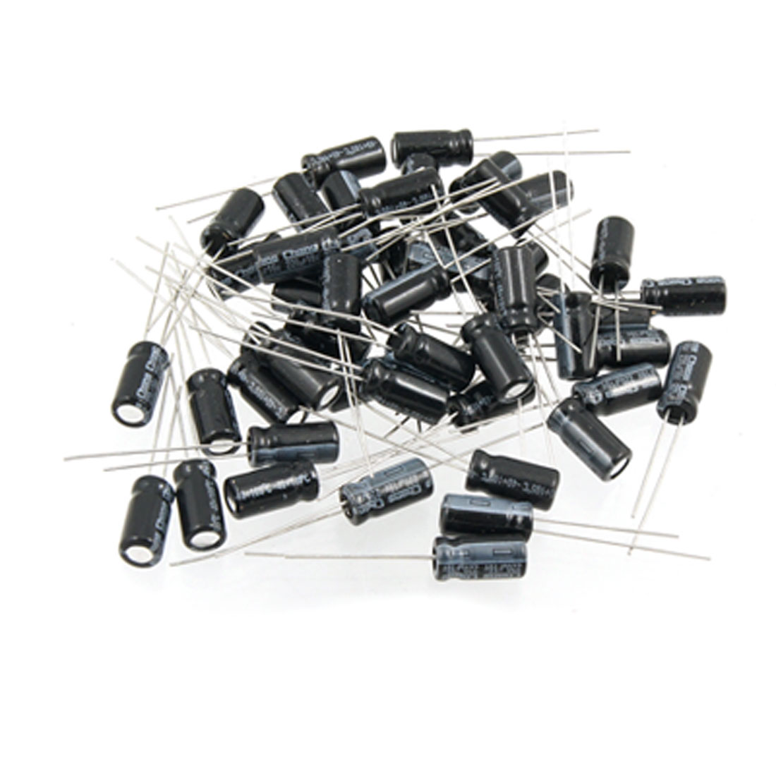 220uF 16V Aluminum Electrolytic Capacitor Radial 12.5 x 6mm(Bag of 50)
