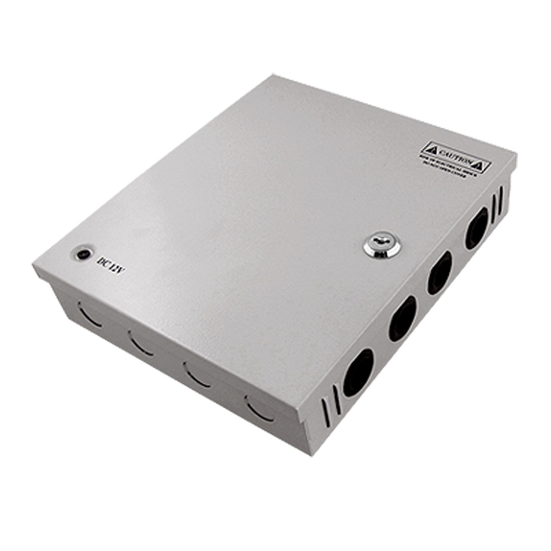 12V 10A 9 Channel CCTV Camera Distributed Power Supply Box