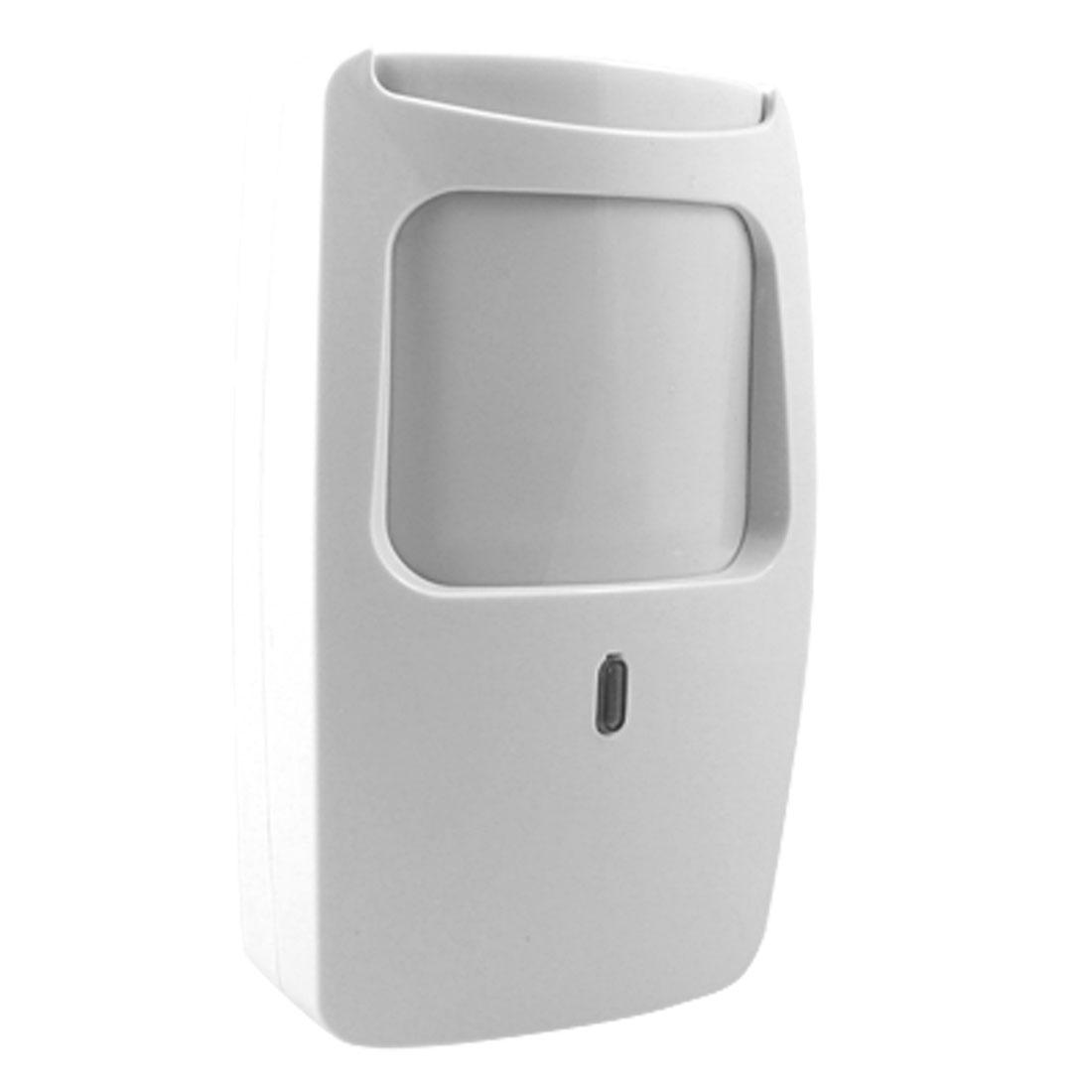 Dual Infrared Microwave Digital Wireless Motion Sensor Detector Alert System PIR Alarm DT-7225