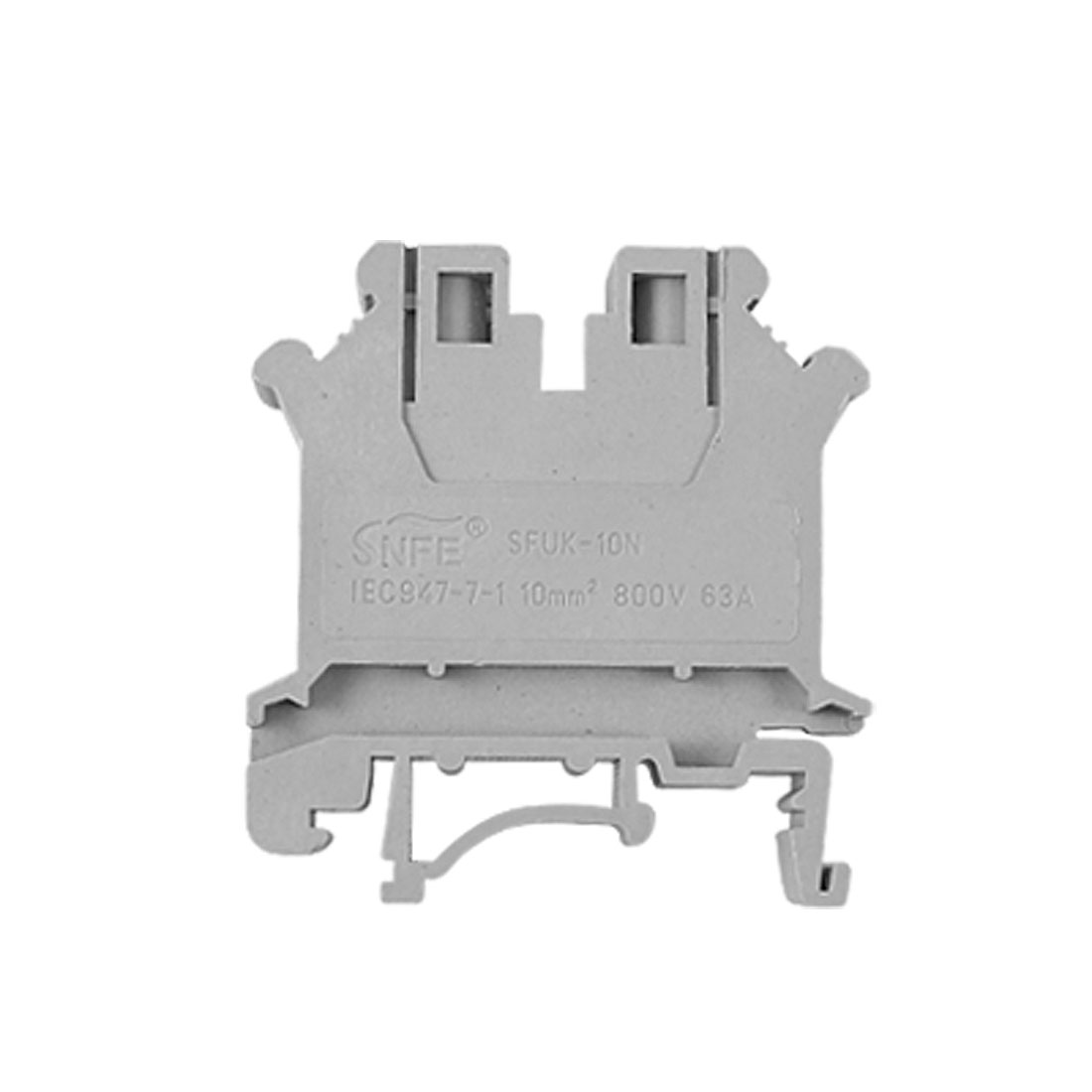 UK-10N IEC60947-7-1 Electrical Terminal Block Connector