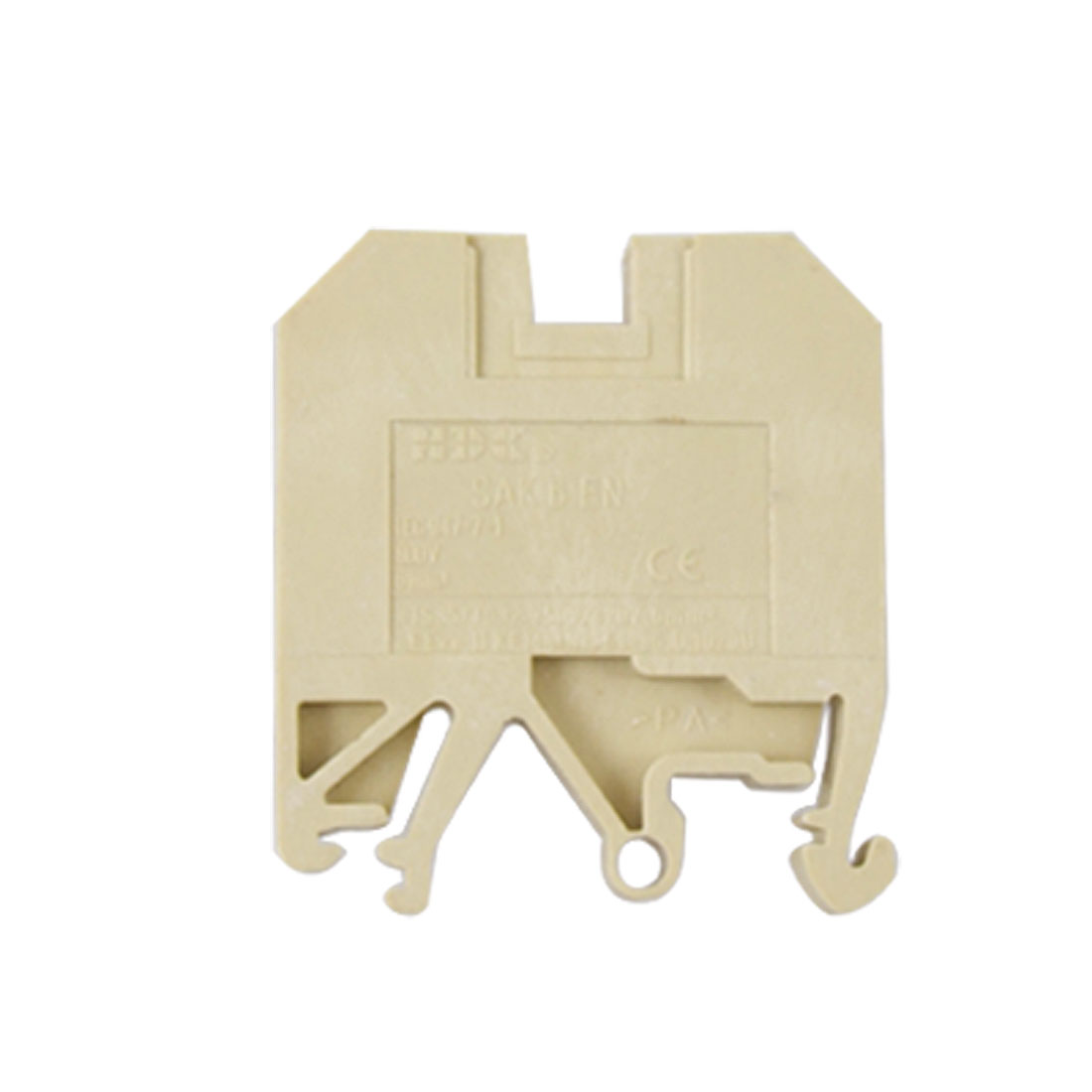SAK-6N IEC60947-7-1 Conductor Terminal Block Connector