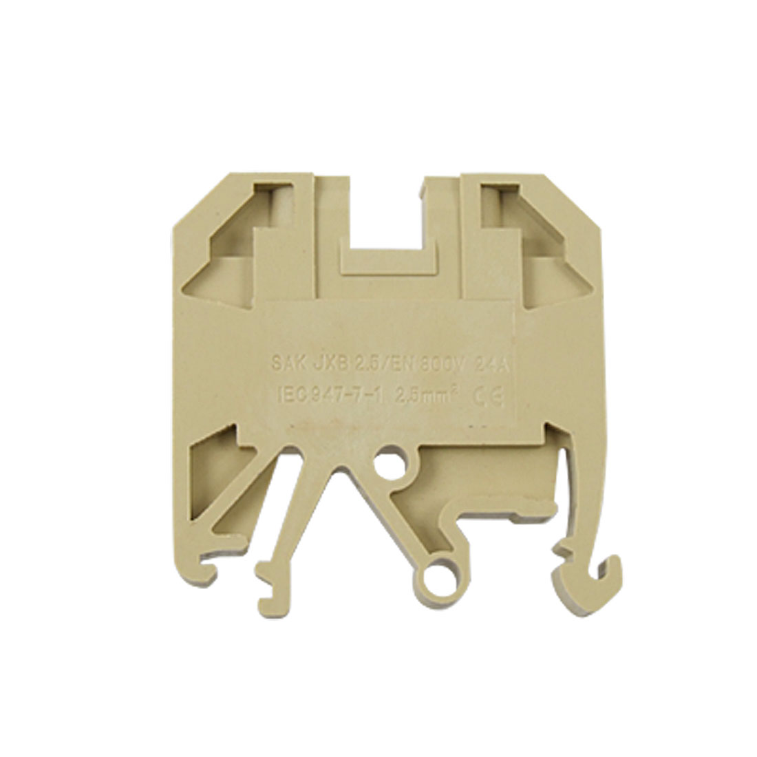 SAK-2.5EN IEC60947-1 Screw Clamp Terminal Block Connector
