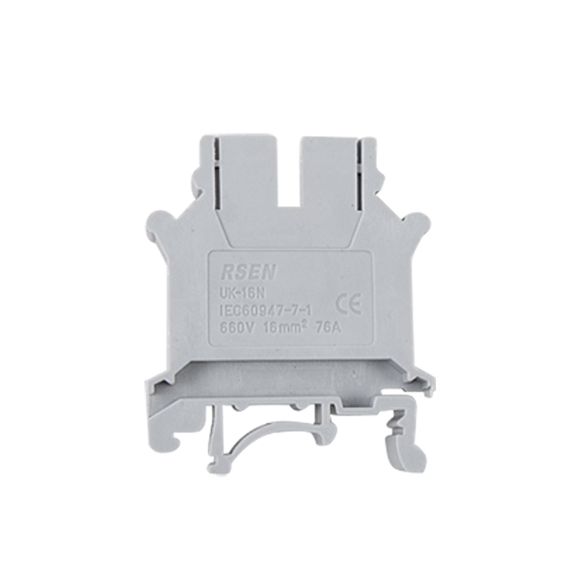UK-10N 660V 76A Electrical Terminal Block Connector