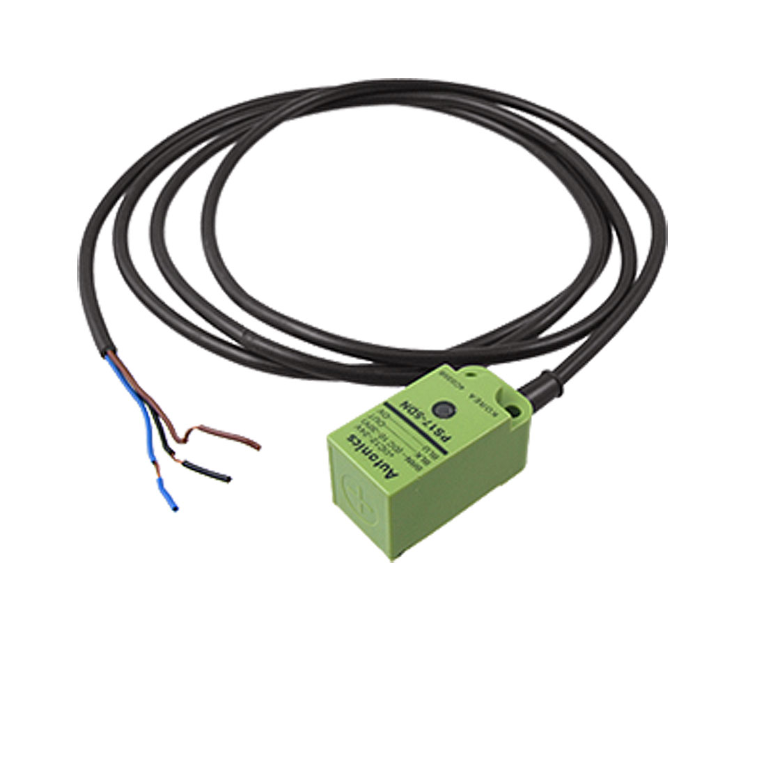 PS17-5DN 5mm Detection Inductive Proximity Sensor Switch NPN NO DC 10-30V
