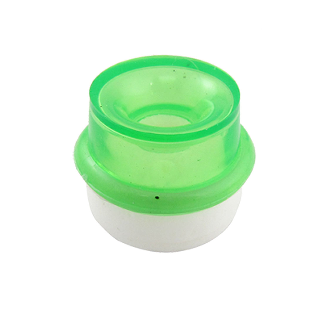 Water Purifying Green Plastic White PVA Faucet Filter