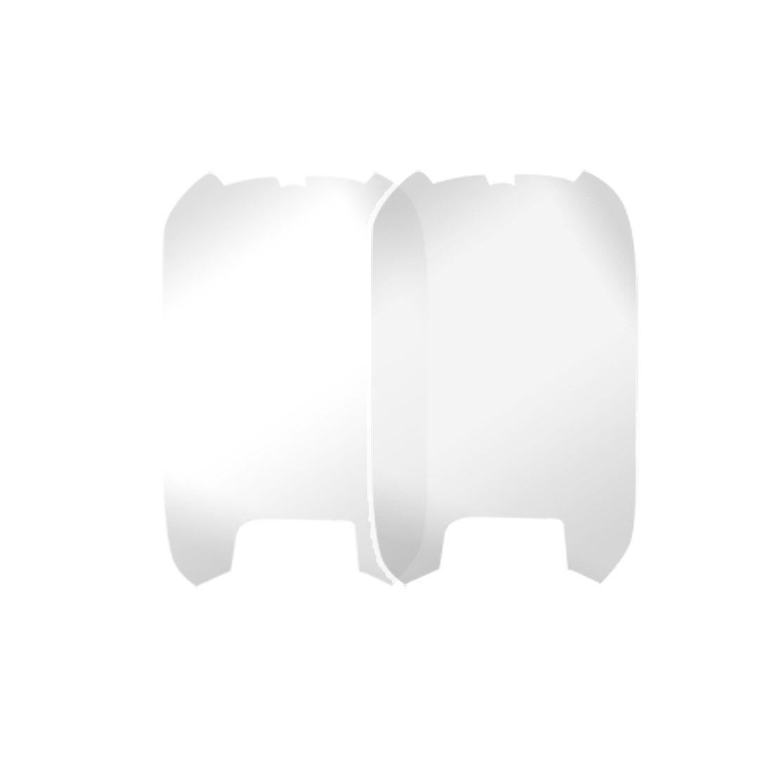 Clear Plastic Screen Guard Protector 2 Pcs for Motorola U9