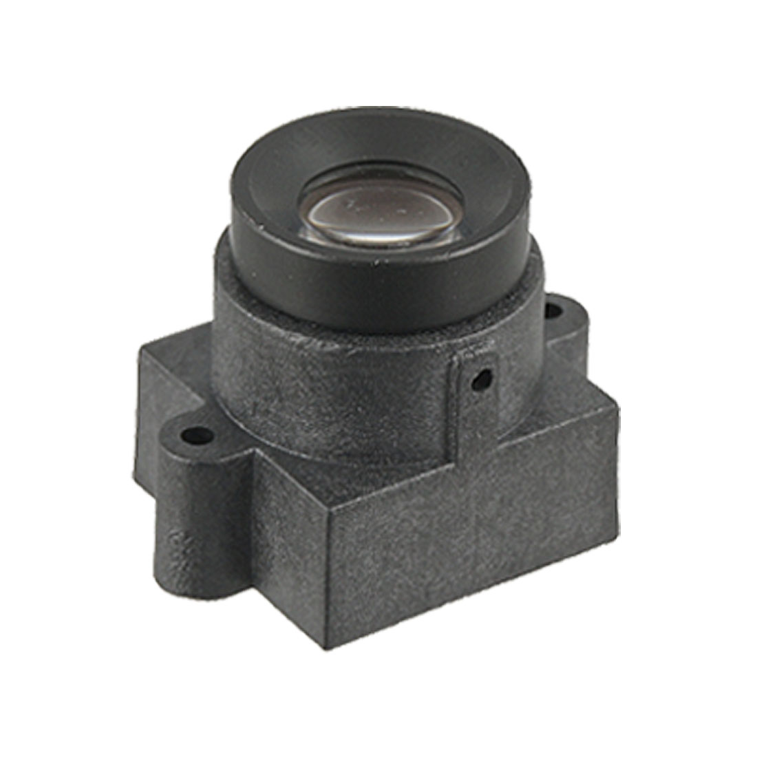 12mm Focal Length Board Lens w Cap for CCTV Camera