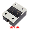 Output 24V-440V 25A SSR-25 DA Solid State Relay for PID Temperature Controller