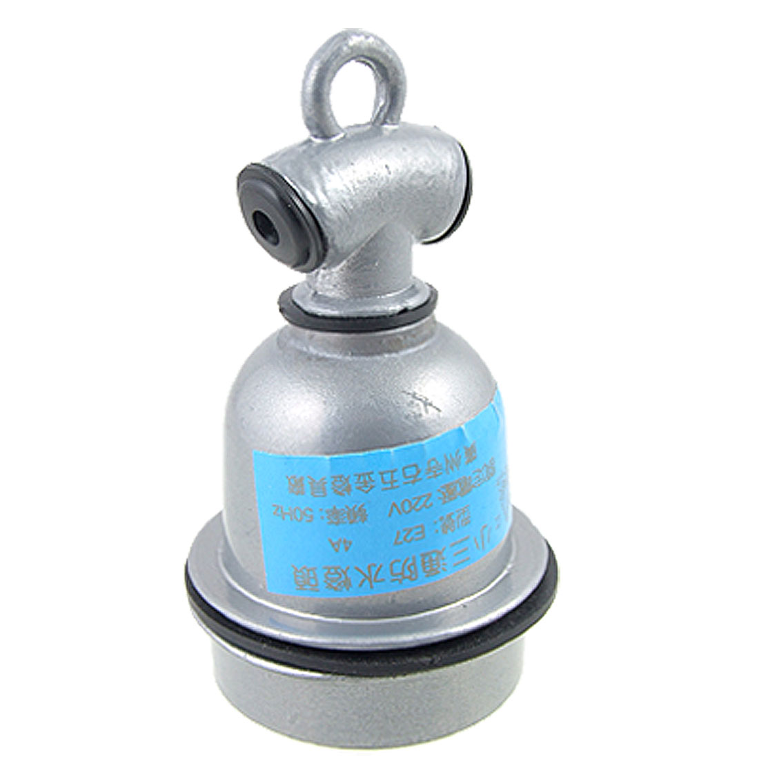 Water Resistant Aluminum E27 Die-casting Lampholder 220V AC