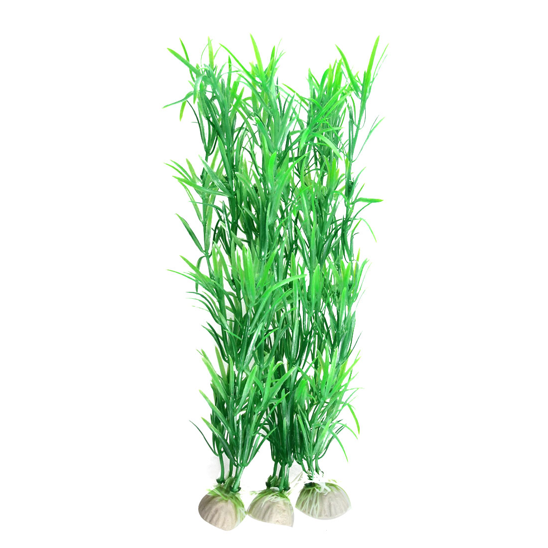 Aquarium Green Plastic Heteranthera Zosterifolia Grass