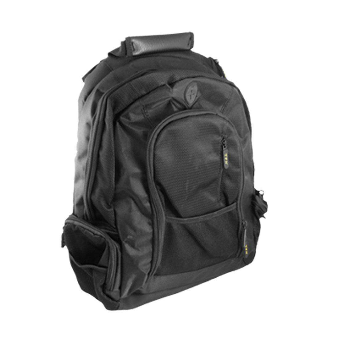 """13"""" 14"""" 14.1"""" Black Notebook Laptop Backpack Shoulder Carrying Bag Case for HP"""