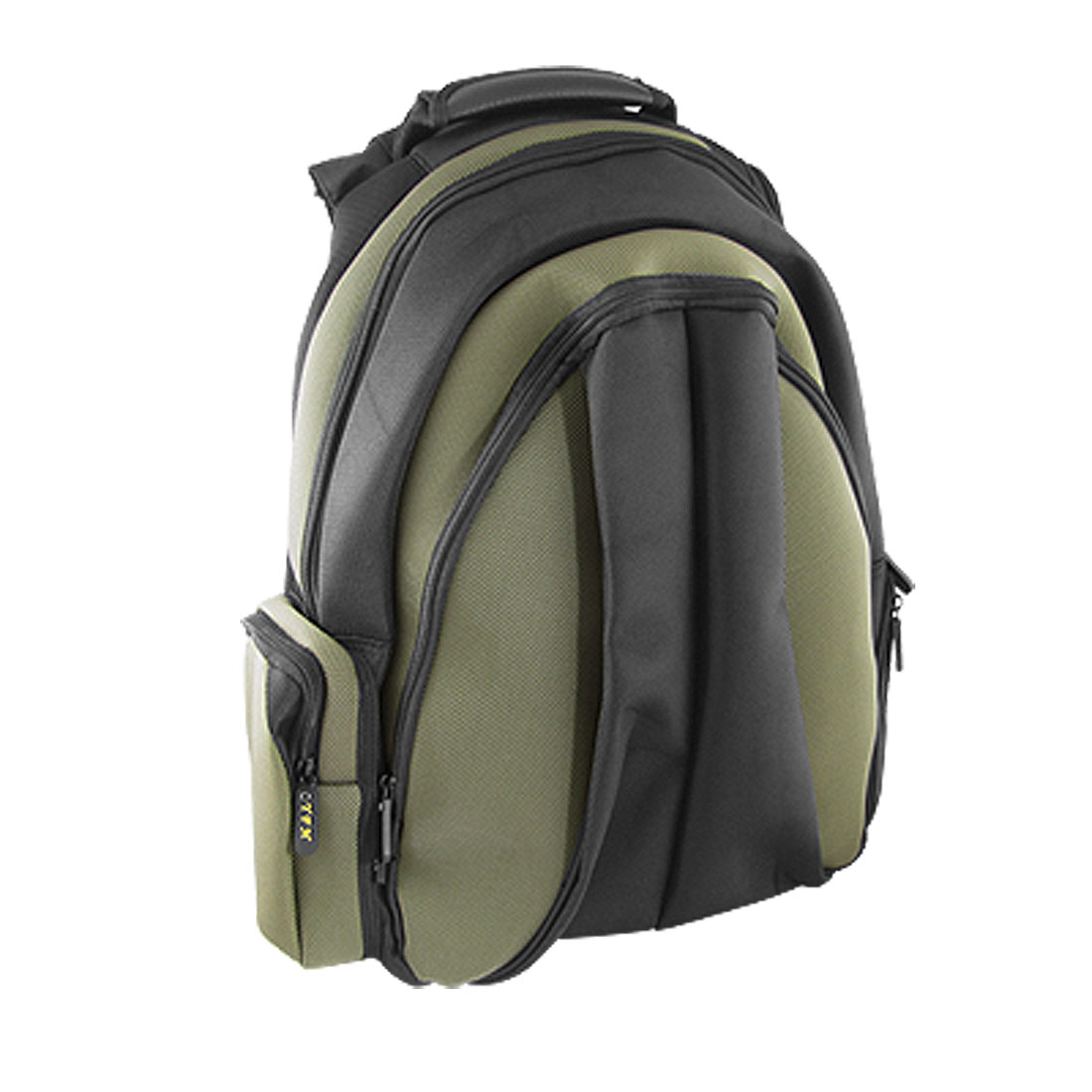 "13"" 14"" 14.1"" Black Army Green Notebook Laptop Backpack Shoulder Bag for HP"