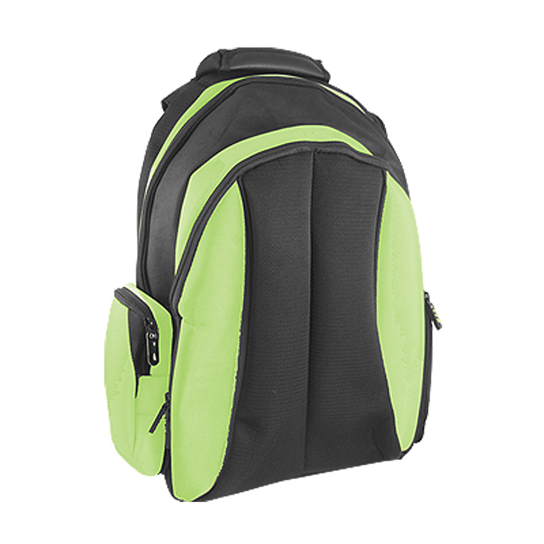 "13"" 14"" 14.1"" Black Green Business Casual Notebook Laptop Backpack Bag for HP"