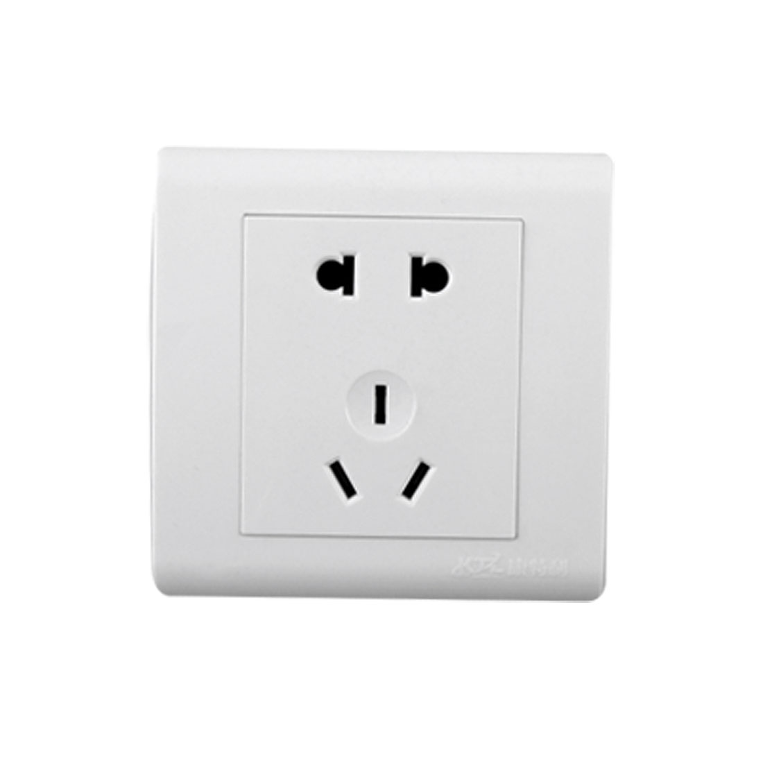 10A 250V 3 Pin AU Outlet 2 Pin US Socket Wall Plate