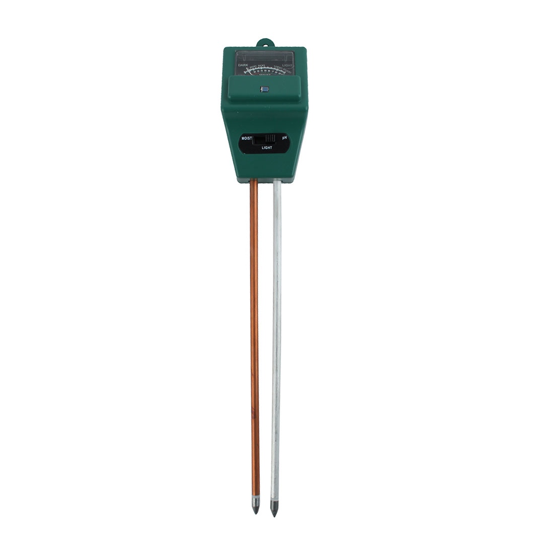 Garden Green Handle Probe Soil PH Moisture Tester Meter
