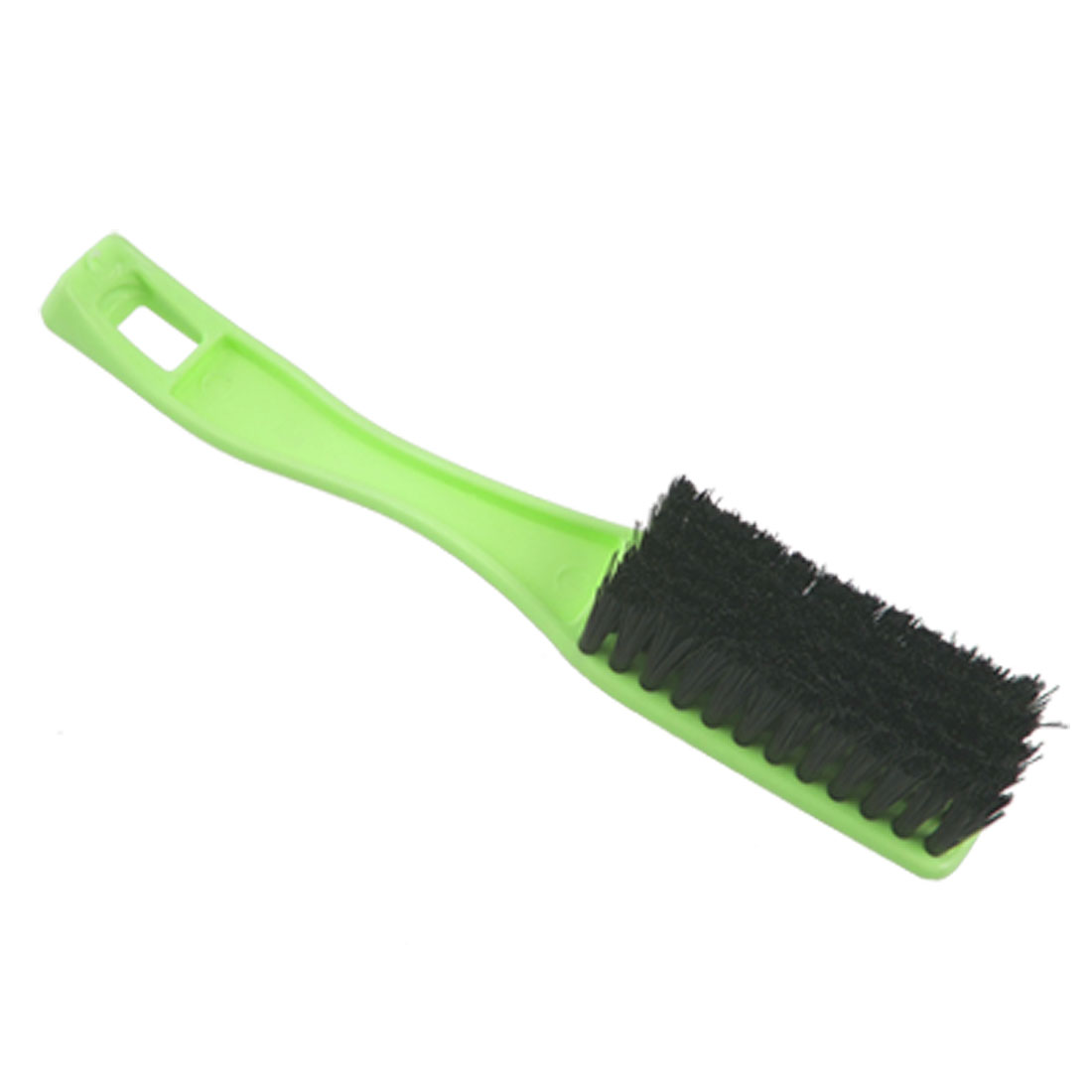 Kitchen Rectangle Base Plastic Green Black Wash Brush