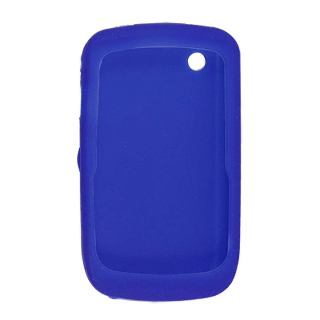 Smooth Surface Silicone Skin Blue for Blackberry Curve 8520