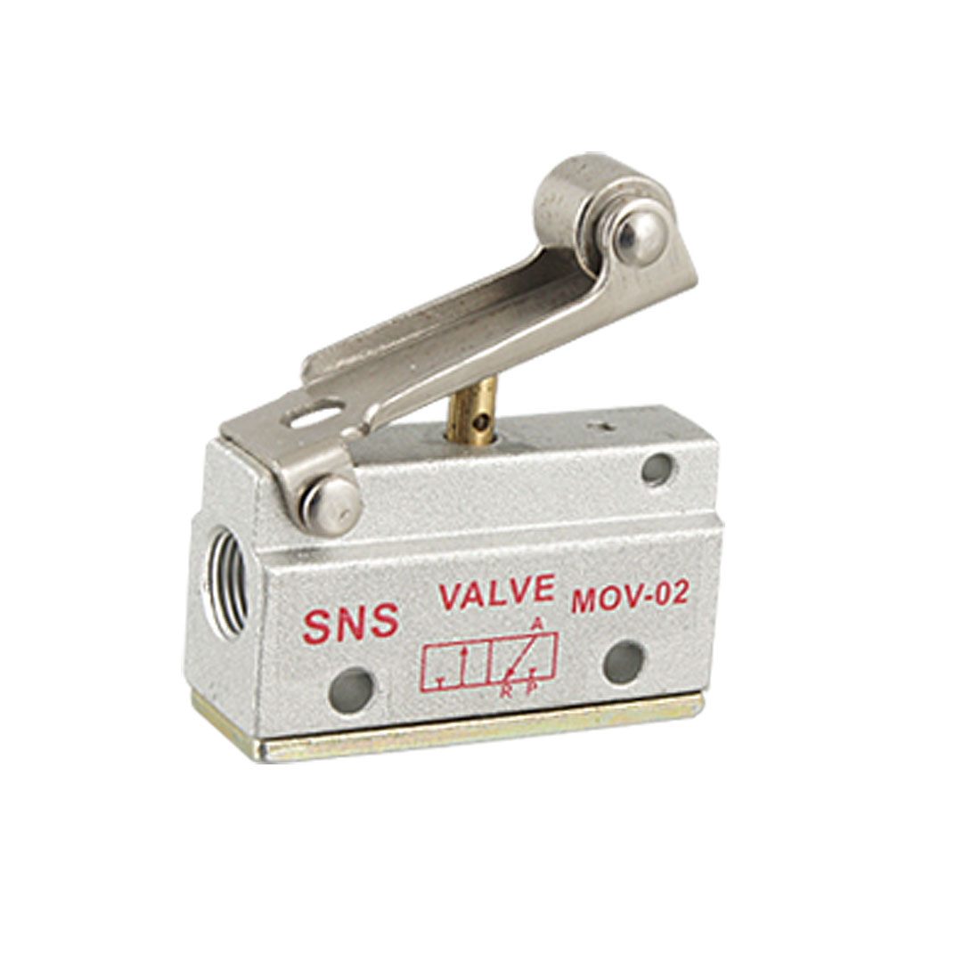 2 Position 2 Way Mechanical Pneumatic Valve 1/8 BSP