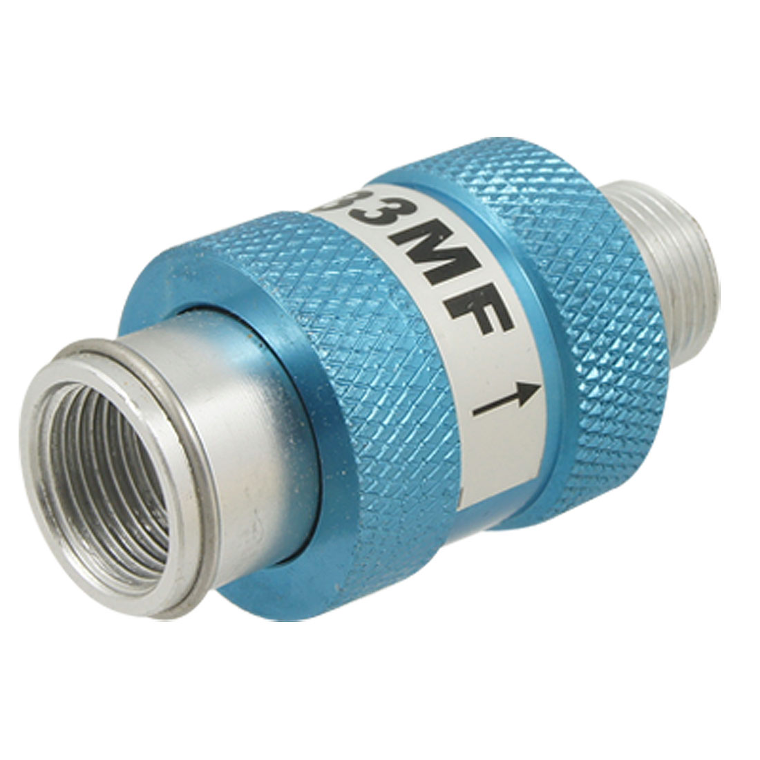 MS-33 MF 16mm Thread Aluminum Pneumatic Hand Slide Valve