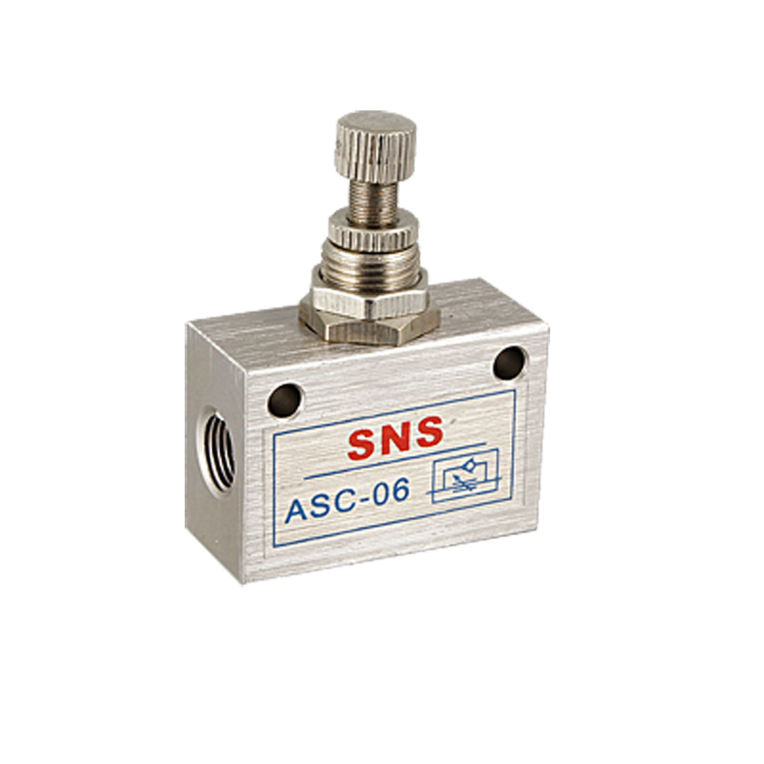 "G1/8"" 2 Position Air Operating Flow Control Valve ASC-06"