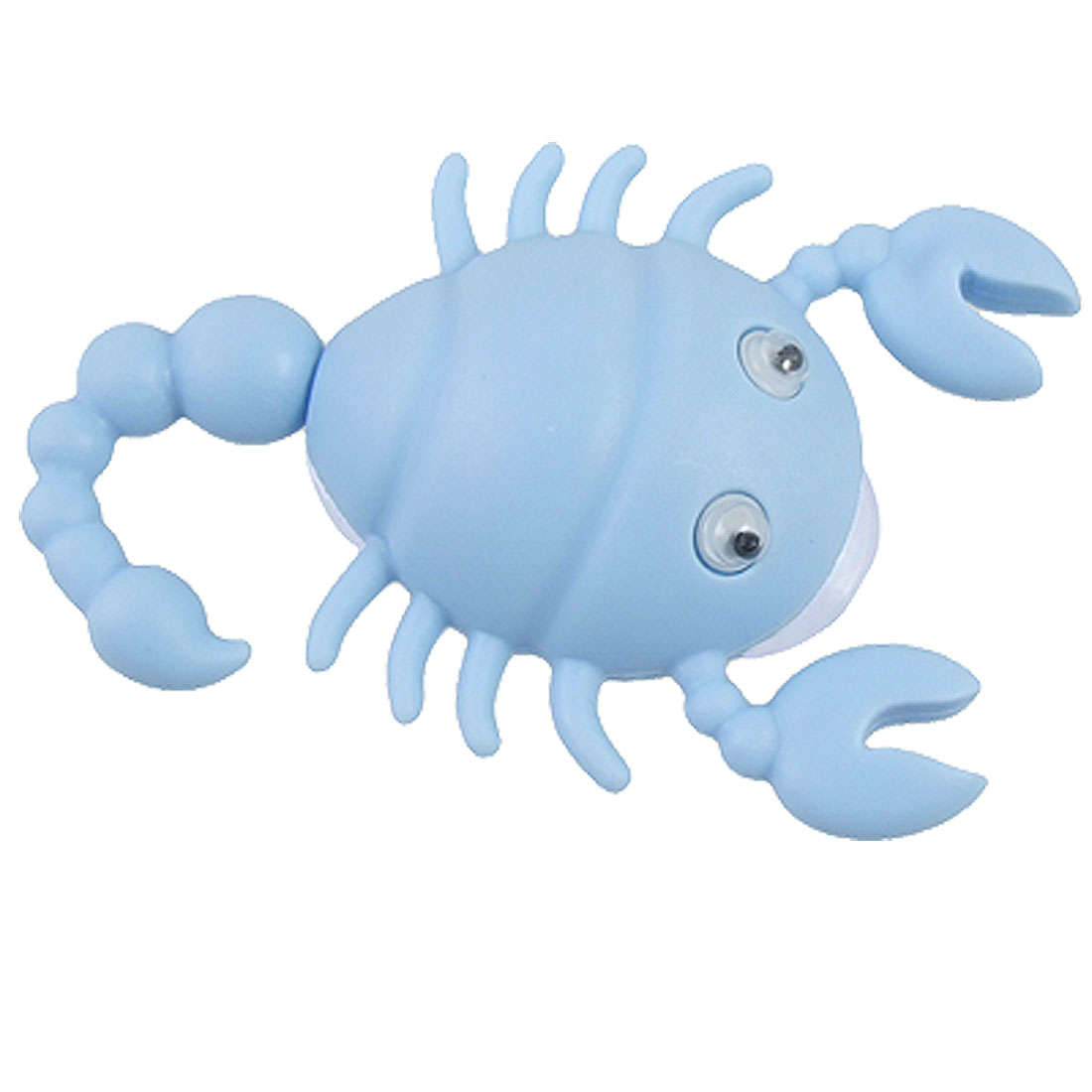 Art Wall Decor Blue Scorpion Design Suction Cup Hook